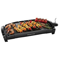 22940-56 Grill Da tavolo Elettrico 2200W Nero barbecue e bistecchiera