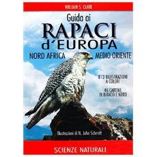 Guida ai rapaci d'Europa, Nord Africa, Medio Oriente