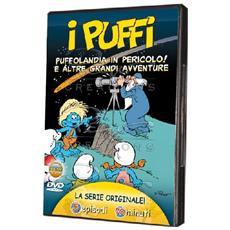 Dvd Puffi (i) - Puffolandia In Pericolo!
