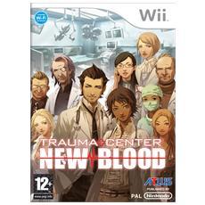 WII - Trauma Center: New Blood