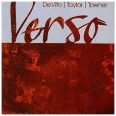 Maria Pia De Vito, John Taylor, Ralph Towner - Verso