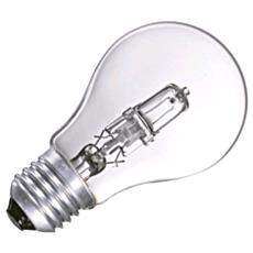 Lampada Goccia Alogene E27 70w
