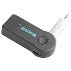 Ricevitore Adattatore Jack 3.5mm Bluetooth A2dp Auto Aux Stereo Audio Handsfree