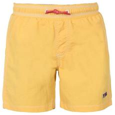 K Villa Solid 1 Yellow Boardshort Bambino Tg. Anni 12a