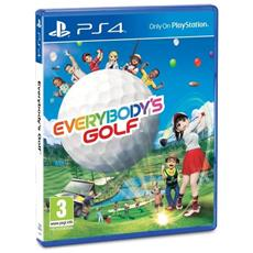 Gioco Per Tutti Per Ps4 Golf