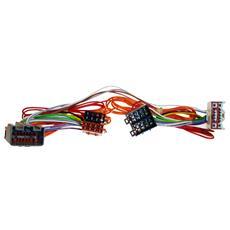 ISO2CAR Mute-Adapter Volvo S40 / V50 2004 cavo di interfaccia e adattatore