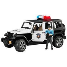 Jeep Wrangler Unlimited Rubicon Polizia e Poliziotto