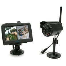 Kit di Videosorveglianza Wireless Digitale 2.4GHz