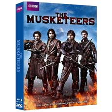 Musketeers (The) - Stagione 01 (3 Blu-Ray)