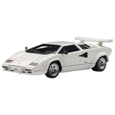 Aa54533 Lamborghini Countach 5000s 1982 White 1:43 Modellino