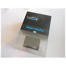 DK00150119 Battery Bacpac 2.0 per Hero 3 / 3+ / 4 RICONDIZIONATO