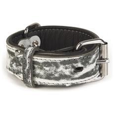 Collare Per Cani Safari In Pelle N 35 Mm 21-30 Cm 745905