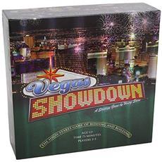 WTCA19220000 Vegas Showdown - Ed. Inglese