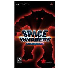 PSP - Space Invaders Evolution
