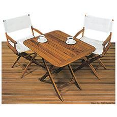 Tavolo pieghevole 90x70 cm