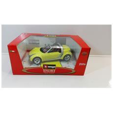 Smart Roadster - Giallo - Scala 1/18