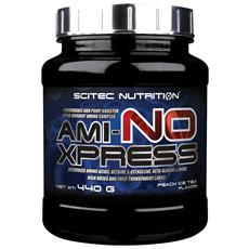 Ami-no Xpress 440 G - Scitec - Stimulants - Peach Ice Tea