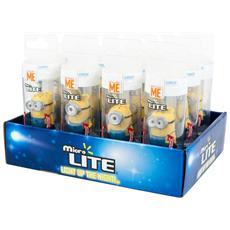 Cattivissimo Me 3 - Micro Lites - In Confezione Trasparente 3,3x3,3x10 Cm