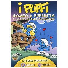 Dvd Puffi (i) - Romeo E Puffetta. . . .