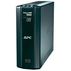 Gruppo di Continuità Back-UPS Pro1500 VA / 865 Watt VI AVR 6 Prese Schucko / RJ11 / RJ45 / USB