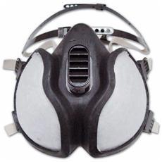 Maschera di protezione Antigas 3M Art. 4251 Ideale per la Verniciatura