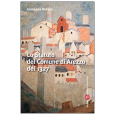 Statuto del comune di Arezzo (Lo)