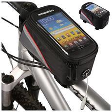 Supporto 12496 2013 Bici L Rosso