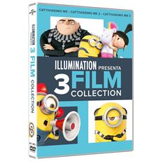 DVD CATTIVISSIMO ME-3 MOVIES COLLECTION