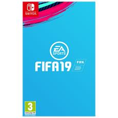 ELECTRONIC ARTS - Switch - Fifa 19 Standard Edition - Day One 28...