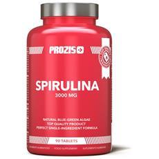 Spirulina 3000 Mg 90 Tabs-