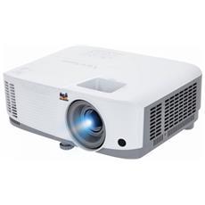 PA503S Proiettore desktop 3600ANSI lumen DLP SVGA (800x600) Grigio, Bianco videoproiettore