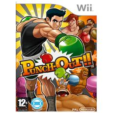 WII - Punch-Out !!