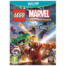 WiiU - Lego Marvel Superheroes