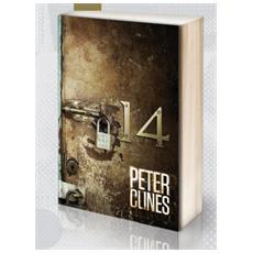 Libro 14-Quattordici Peter Clines Horror Italiano 512 Pagine 9788863552553