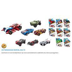 BDM71 - Hot Wheels - Veicolo Personaggio Marvel (Assortimento)