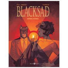 Blacksad #03 - Anima Rossa