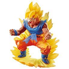 Figure Dragon Ball - Goku S. Sayan 10cm