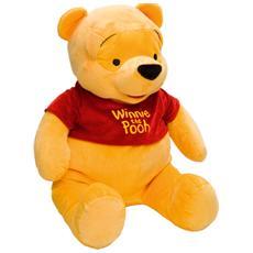 Peluche Winnie The Pooh Disney Pupazzo Cm. 43