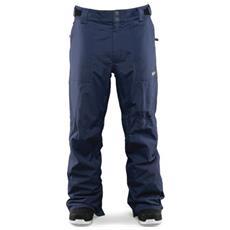 Pantalone Snowboard Uomo Engler Blu S