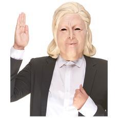 Maschera Umoristica In Lattice Marine Le Pen Adulto Taglia Unica