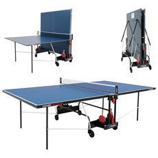 Tavolo Ping Pong Da Esterno C-7169-00 Winner Outdoor Blu
