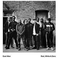 East Man - Red, White & Zero - Disponibile dal 16/02/2018
