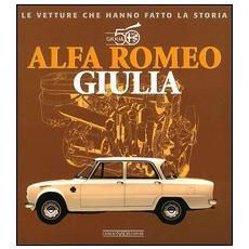 Alfa Romeo Giulia. 50° anniversario