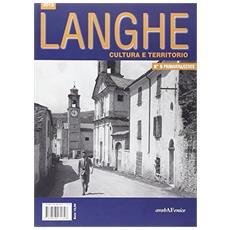 Langhe. Cultura e territorio. Vol. 9