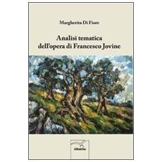 Analisi tematica dell'opera di Francesco Jovine