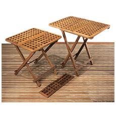Tavolo pieghevole 60x60