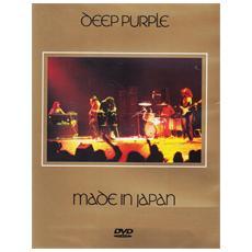 Dvd Deep Purple - Made In Japan