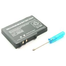Nintendo Ds Nds Lite Batteria Battery Pack Replacement Ricambio Da 1800ma