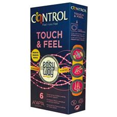 Touch&feel Easy Way