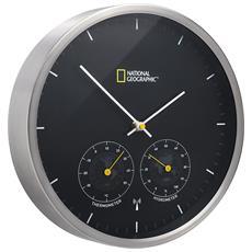Orologio da parete con termometro / igrometro